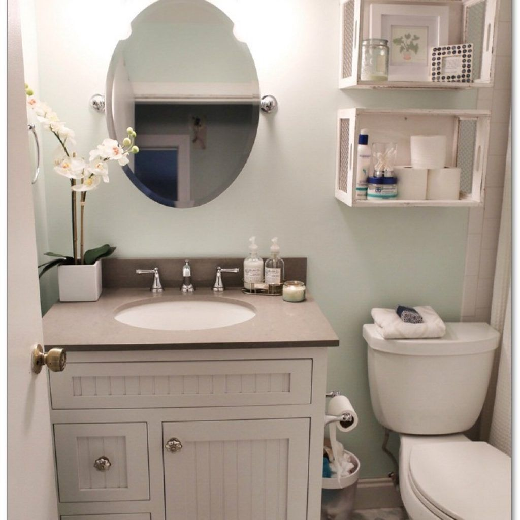 Small Master Bathroom Makeovers: 99+ Small Master Bathroom Makeover Ideas On A Budget