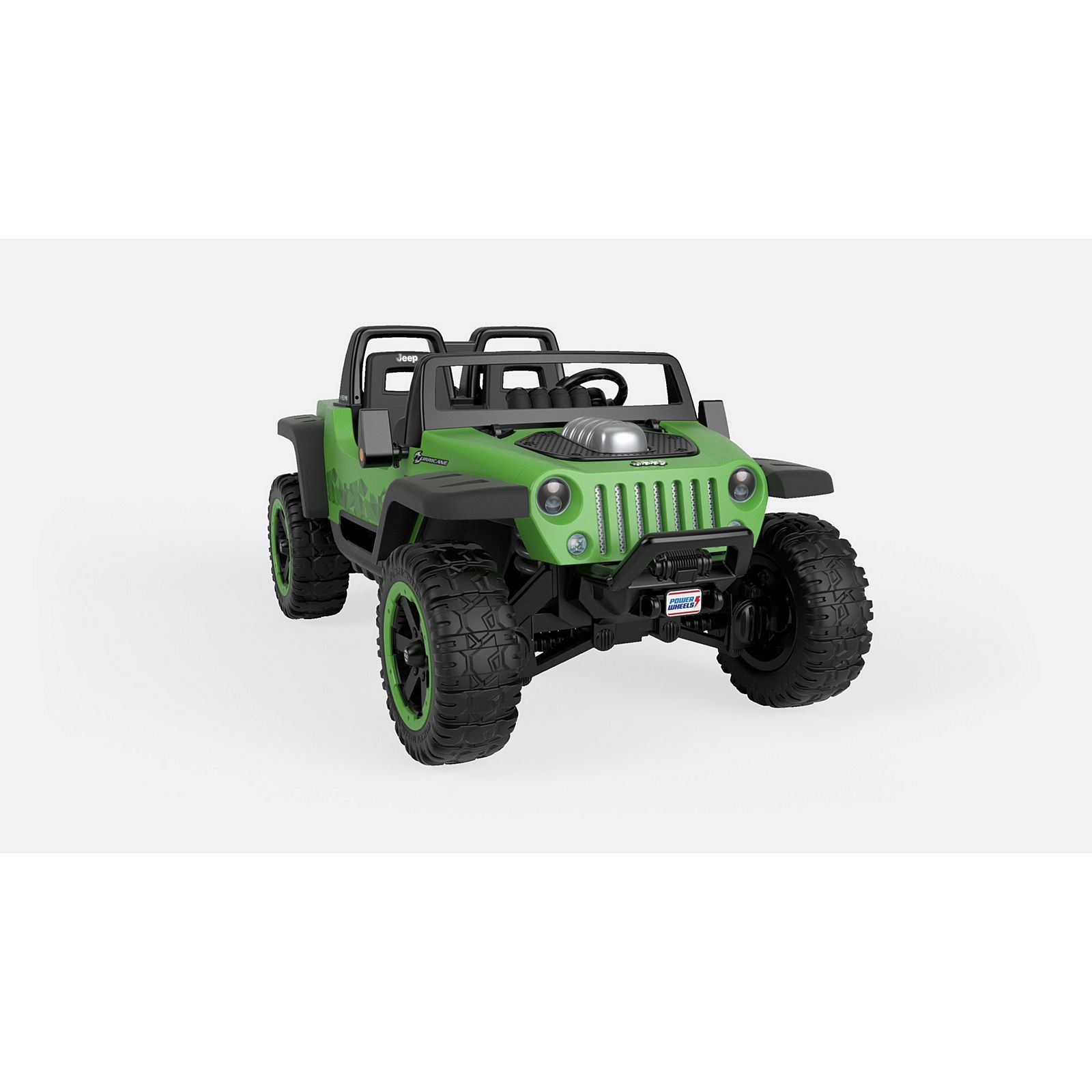 Check Out The Power Wheels Jeep Hurricane Extreme Fdg13 At The