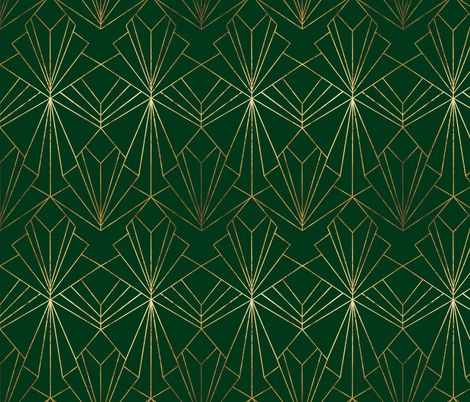 316800155042855249 in 2020 (With images) Green art deco
