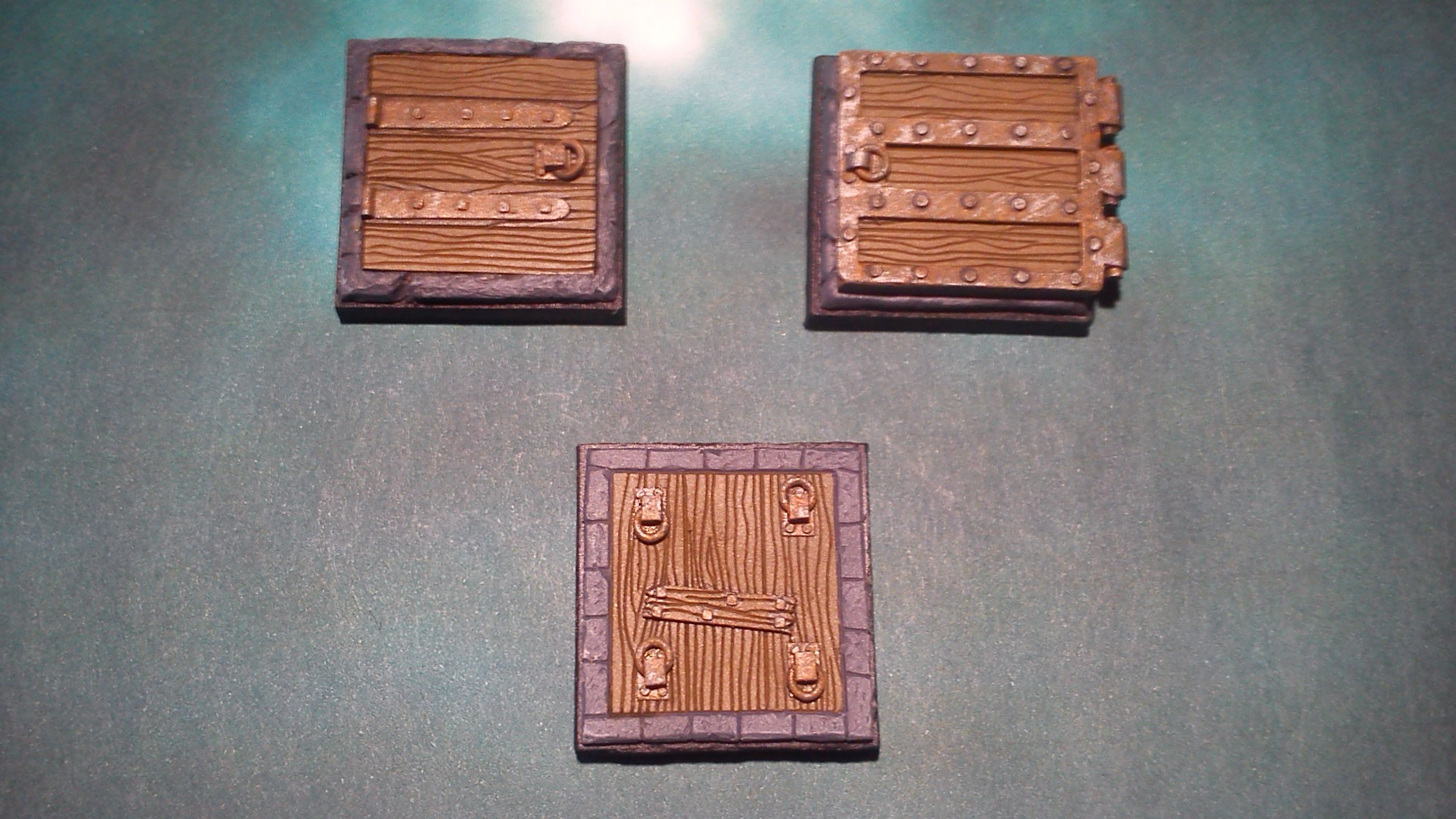 Trapdoors Sized 1x1 the small tiles