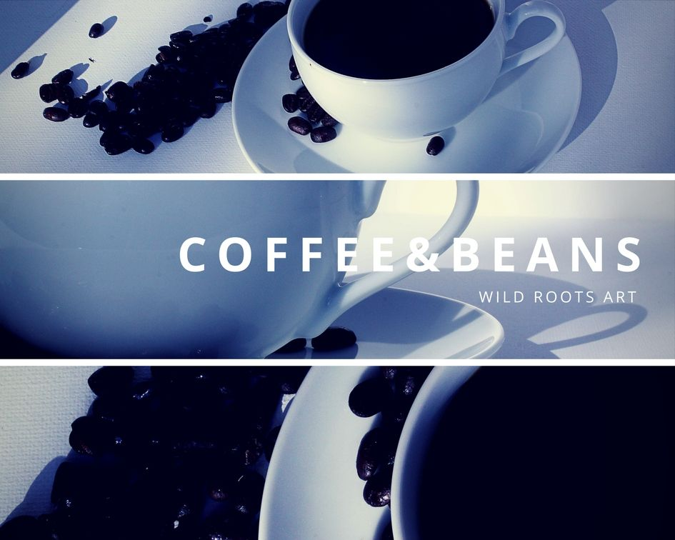 "These coffee and beans images (below) were fun to make, mostly because coffee is such a well-loved routine in many peoples lives, but also because my little son ""helped"" me take them one fine sunny morning. I set up my new picture box and got to work, and he roamed around our deck, annoying the ..."
