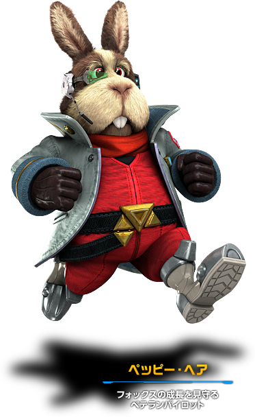 Peppy Hare Star Fox Fox Pictures Fox Games