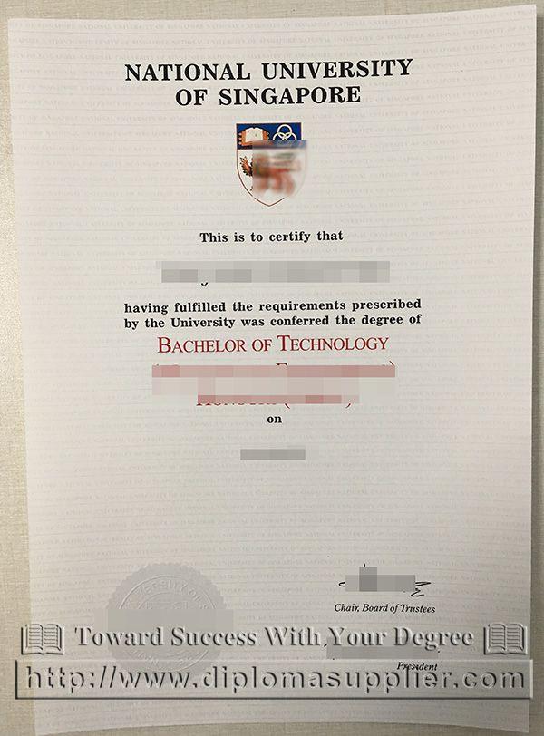 NUS Fake Degree National University Of Singapore Certificate Buy Diploma From