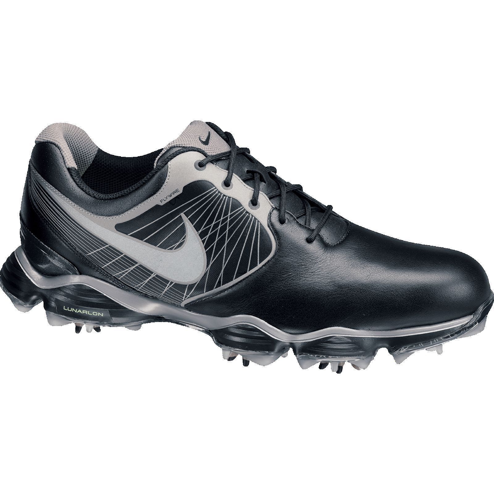 1c572057ad93 ... Nike Mens Lunar Control II Silver White Golf Shoes Nike Mens Lunar  Control II SL Limited Edition ...