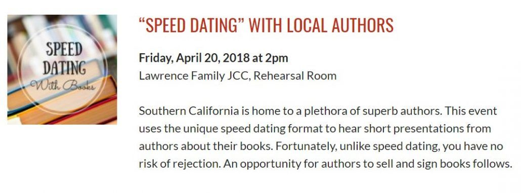 sd speed dating