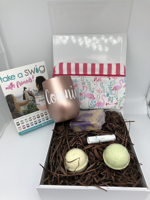 Gift Box Gift For Her Gift For Women Bridesmaid Gift Handmade