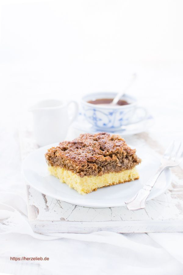 Drømmekage Traumkuchen | Rezept | Kuchen rezepte, Dänische ...