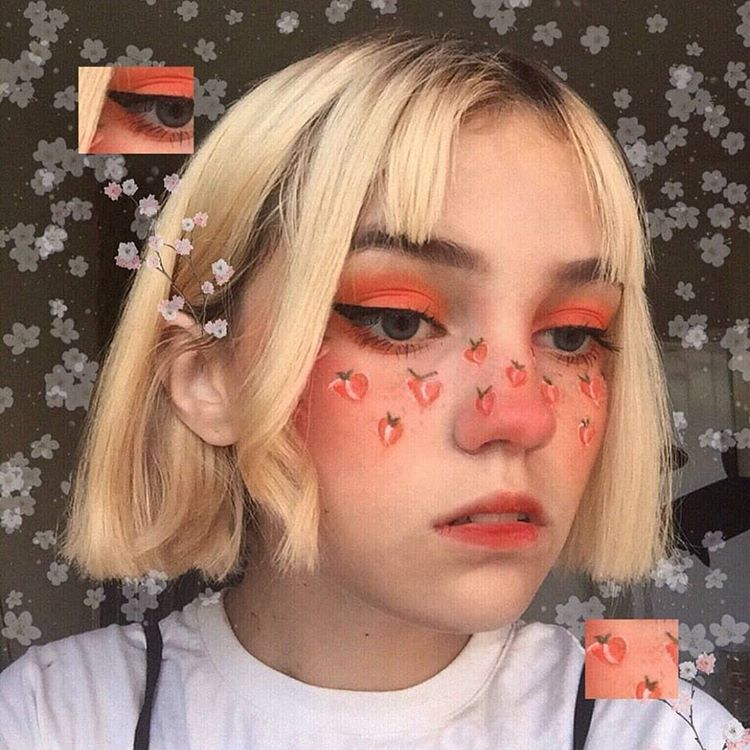 Pin by Niyahlarue on Soft girl makeup (2020) Aesthetic