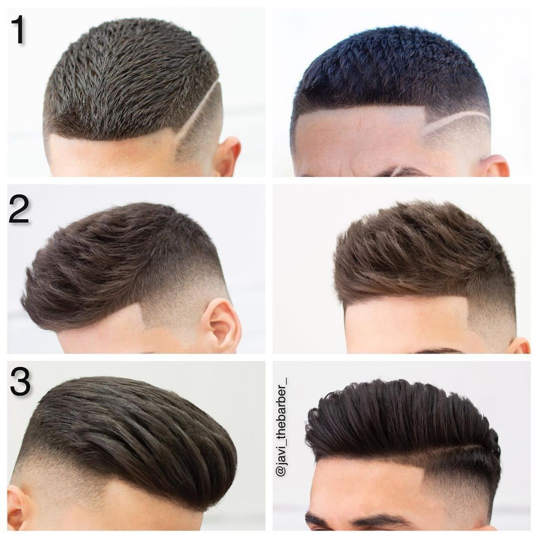 15++ Modele coiffure homme idees en 2021