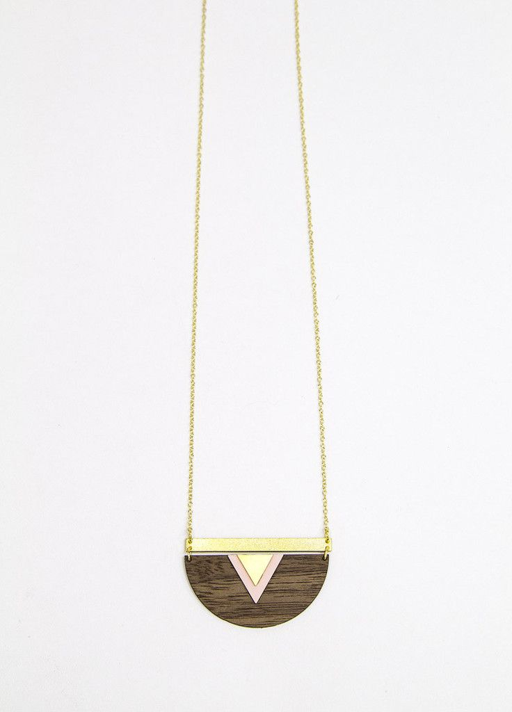 Greenland Necklace by Shlomit Ofir