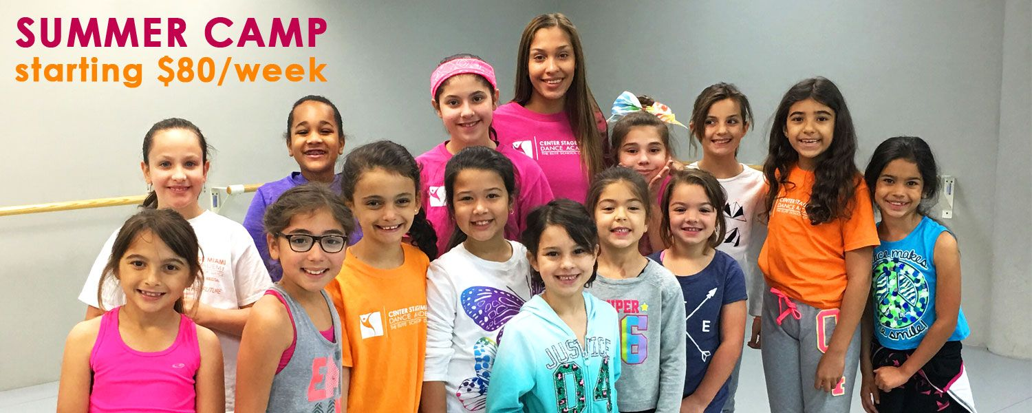 Best Summer Camps In Miami Music Summer Camp Dance Academy Best Summer Camps