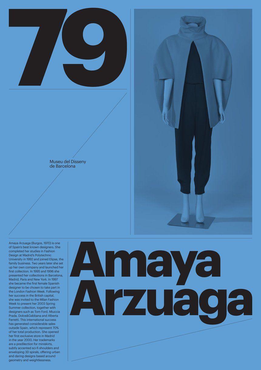 Barcelona Design Museum | Minimalist Typography Brand ...