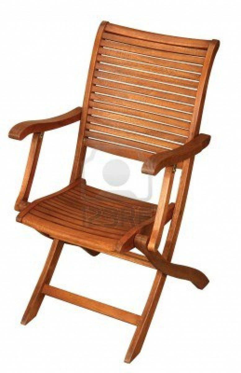 Folding Wooden Chairs Folding Wooden Chair Perfect For A Beach Cottage