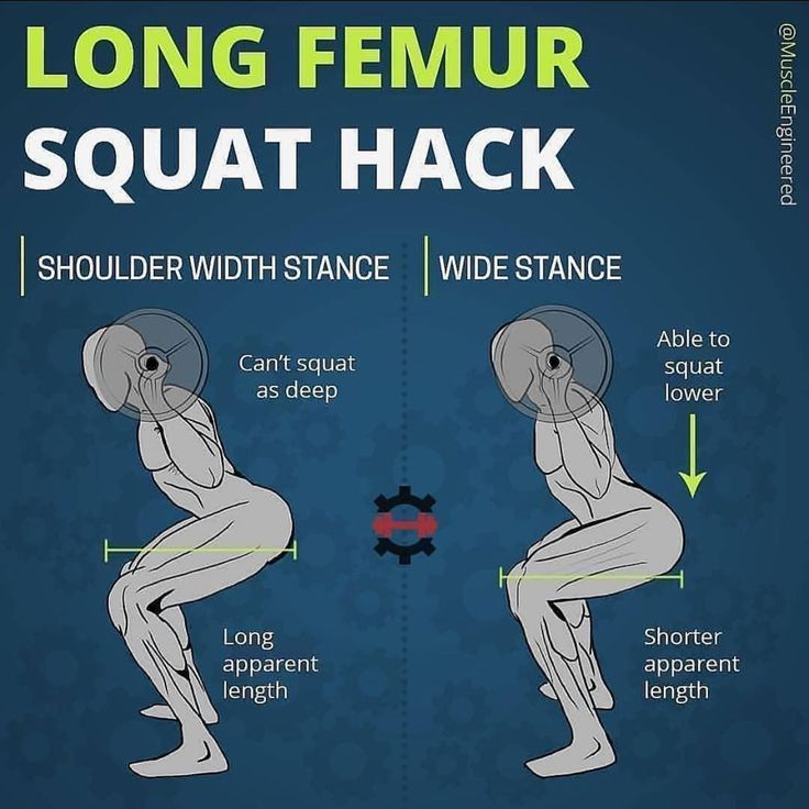 Squats are one of my favourite workouts... by far the best for legs in my opinio... -