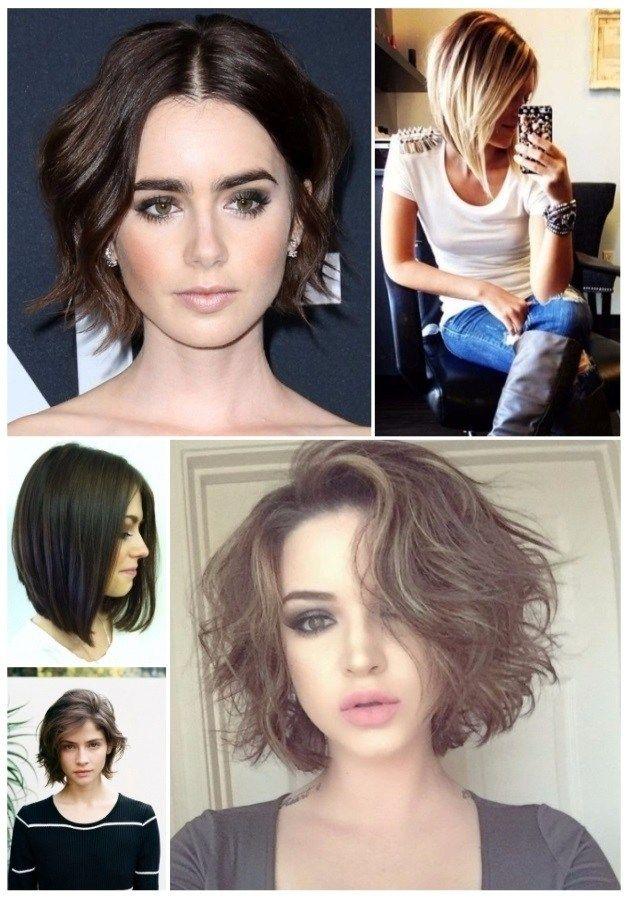 peinados de cabello corto para mujer Cabello y belleza Pinterest