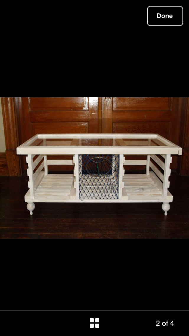 Tremendous Lobster Trap Coffee Table All About Maine Lobster Trap Andrewgaddart Wooden Chair Designs For Living Room Andrewgaddartcom