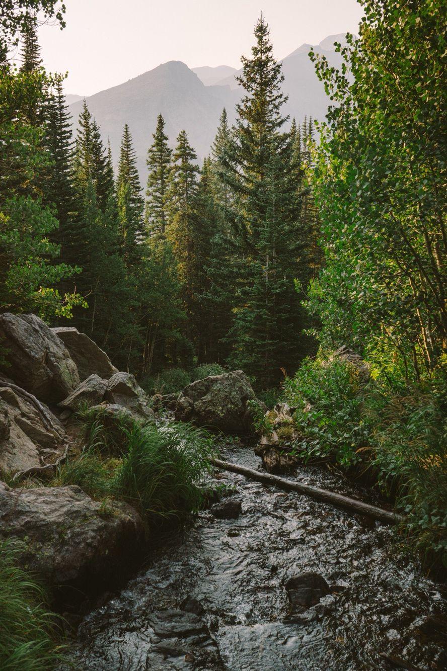 Hike To Emerald Lake In RMNP
