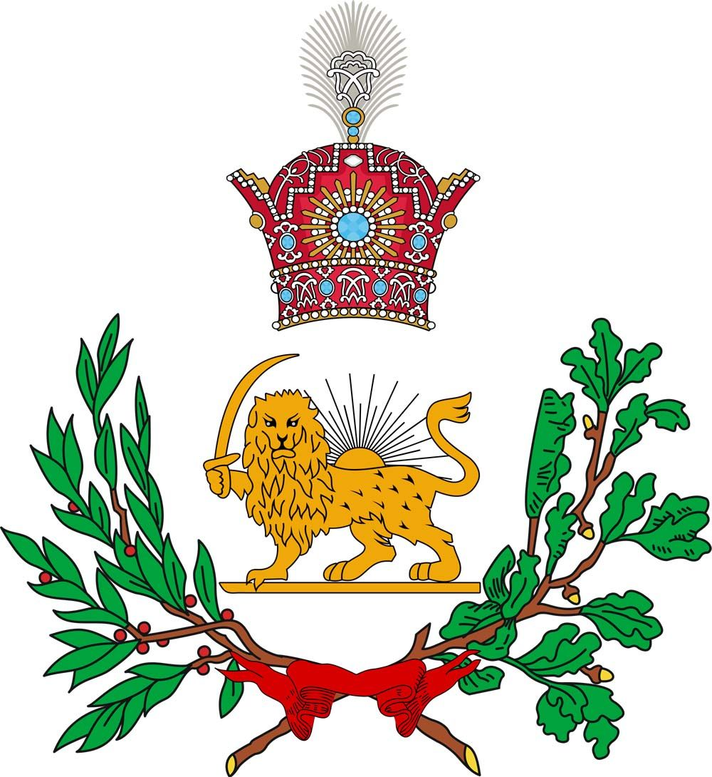 After iranian constitutional revolution in 1906 parliament designed lion and sun motif is one of the better known emblems of iran and between 1576 buycottarizona Choice Image