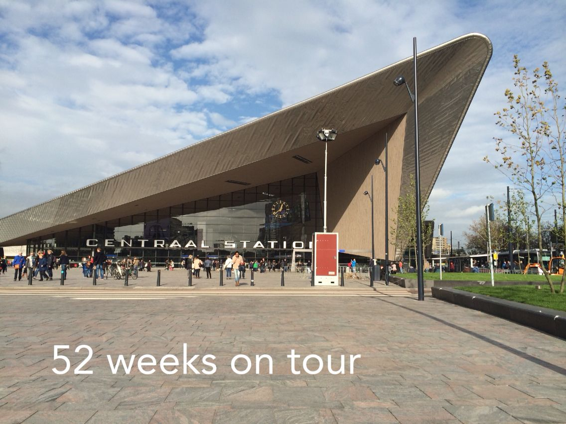 52weeks professional visit to Rotterdam. Nice spots and new business.  Www.52weeks.be Love my job. Join the club. Info@52weeks.be