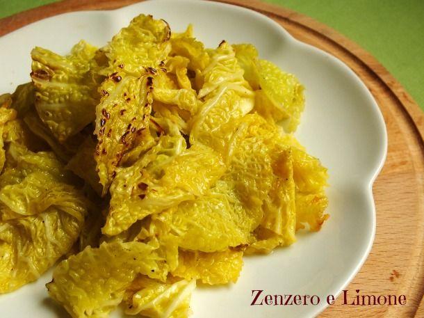 Ricetta Verza Light.Contorno Di Verza Ricetta Light Zenzero E Limone Ricetta Ricette Ricette Light Idee Alimentari