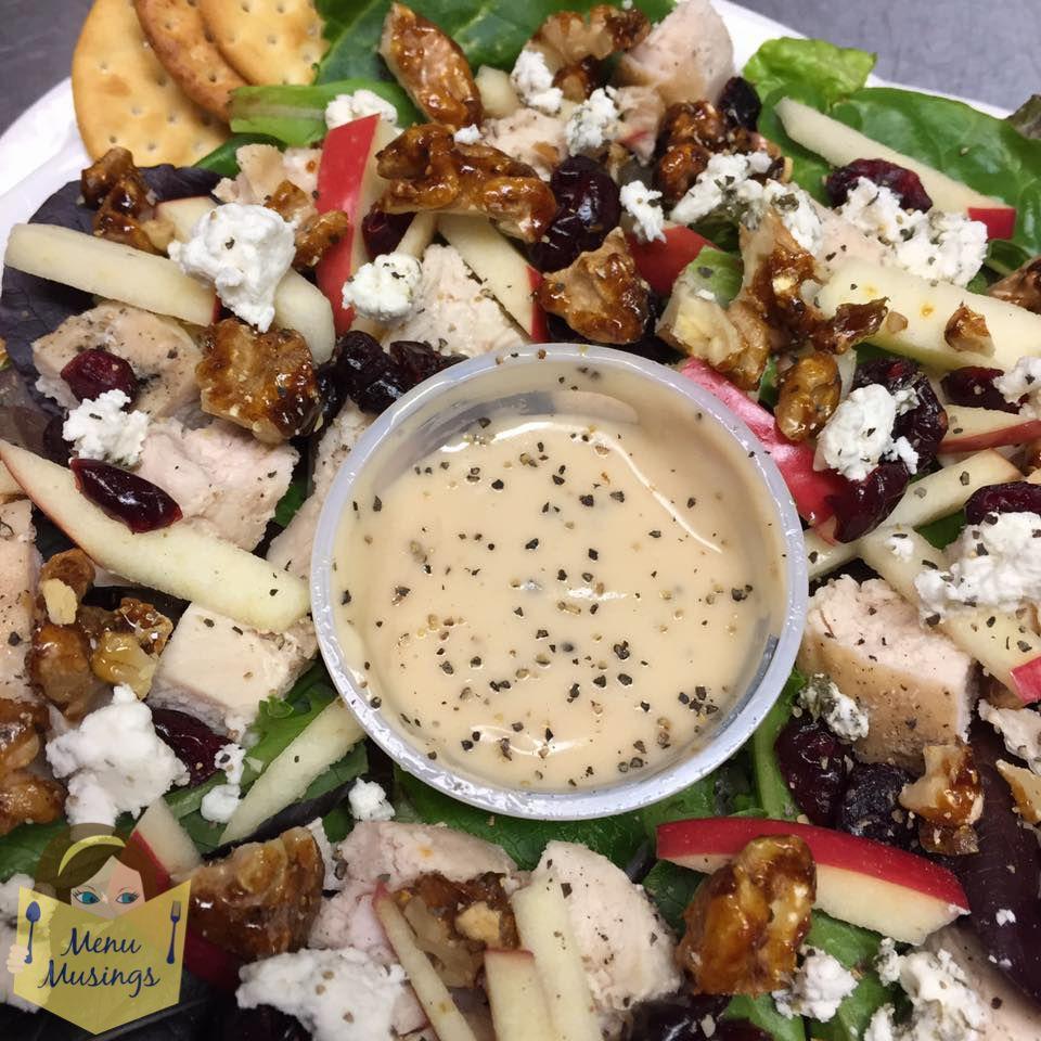Menu Musings of a Modern American Mom: Spring Chicken Salad