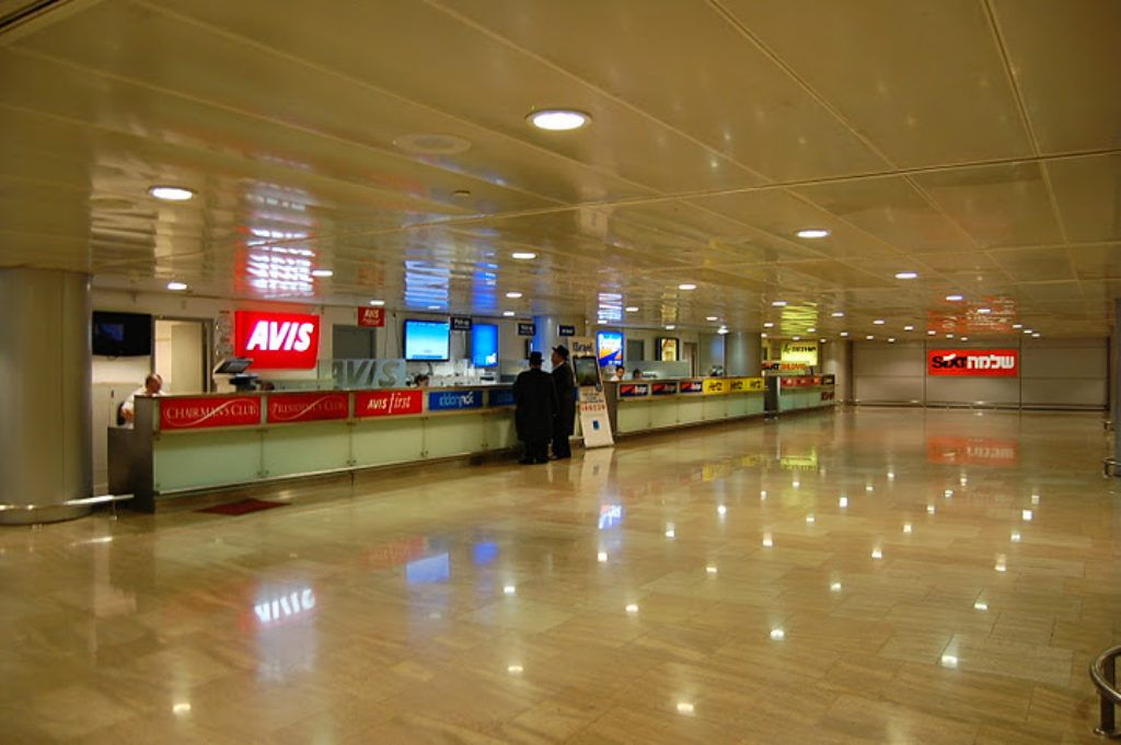 Ben Gurion Airport Israel travel, Airport, Car rental