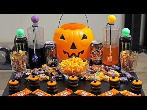12 Fun Halloween Party Games For All Ages! (Minute to Win It Game - halloween party ideas games