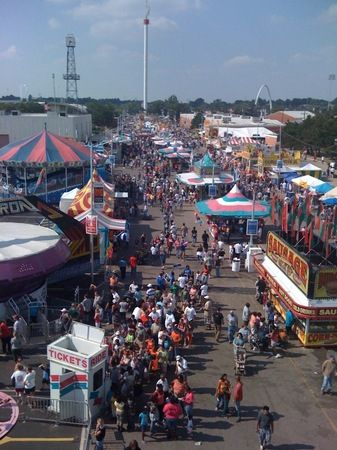I Haven T Missed A Single Oklahoma State Fair In 26 Years That S Over Two Decades Of Giant Turkey Legs Indian Tacos A Miss Oklahoma State Fair Oklahoma State