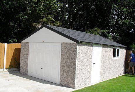 Best Apex 20 Roof Concrete Garages Concrete Garages Roof 400 x 300