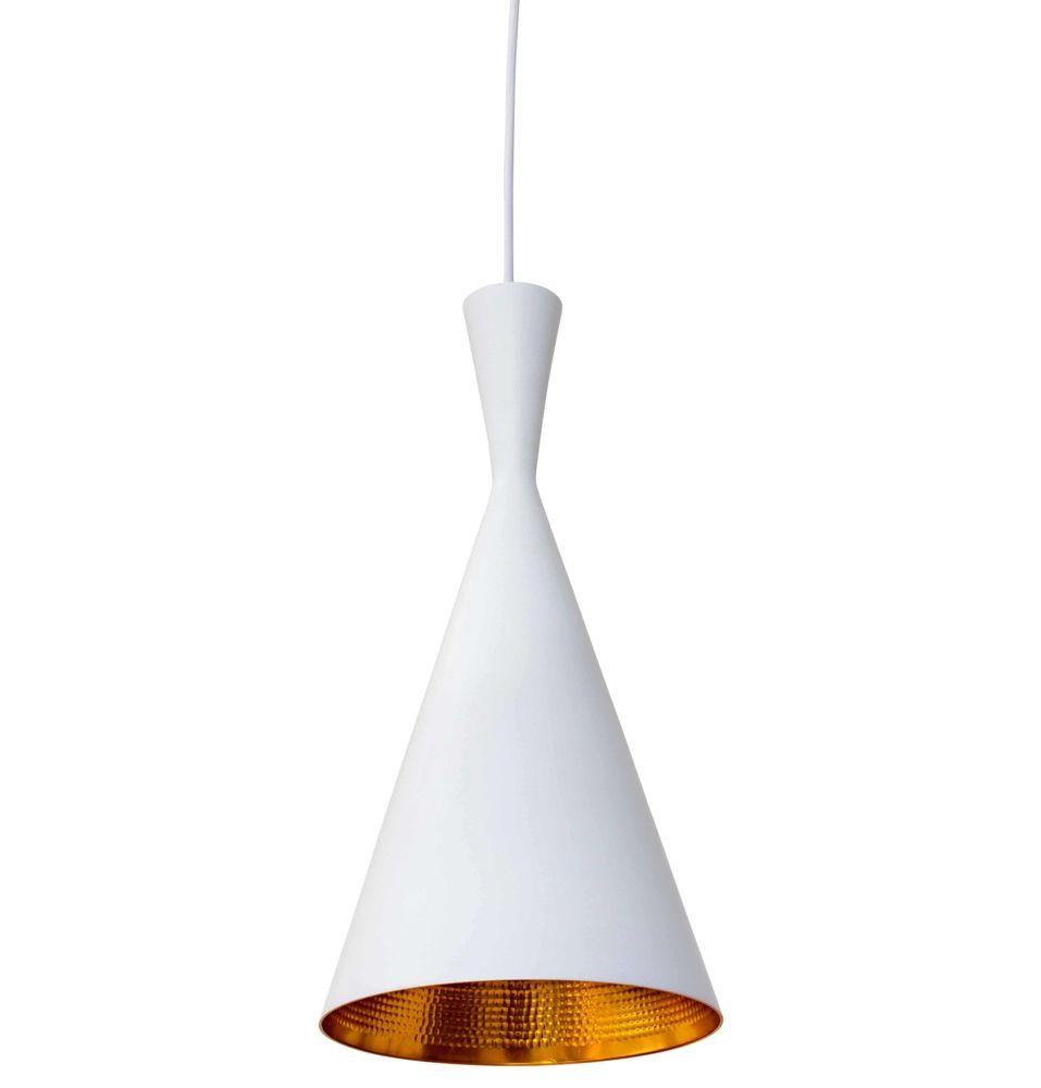 tom dixon style lighting. Wonderful Tom Replica Tom Dixon Beat Shade Tall Pendant By  Matt Blatt Inside Style Lighting