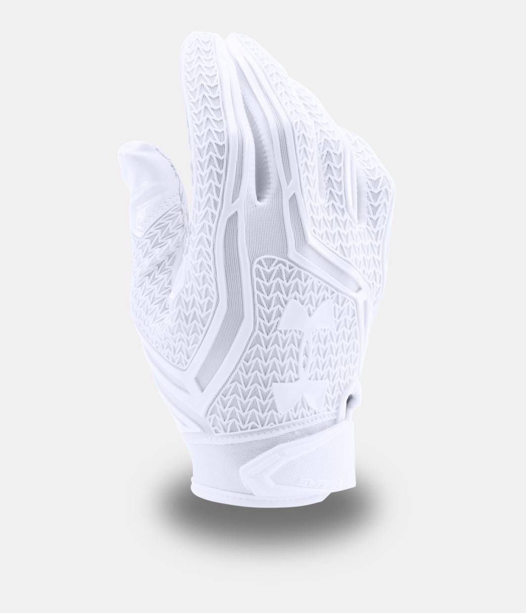 Under armour leather work gloves - Men S Ua Swarm Ii Football Gloves Under Armour Us