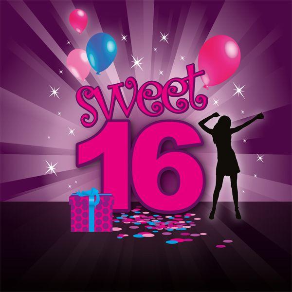 16 jaar gefeliciteerd Gefeliciteerd Met Je 16E Verjaardag   ARCHIDEV 16 jaar gefeliciteerd