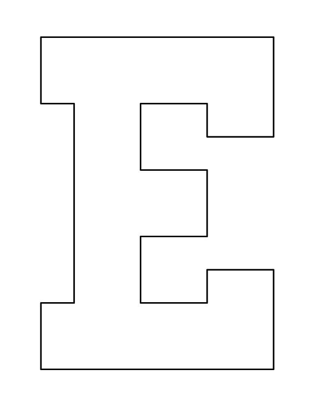 Abecedario Geométrico En Mayúsculas Para Imprimir Bebeazul Top Letter Stencils Printables Lettering Alphabet Letter Stencils