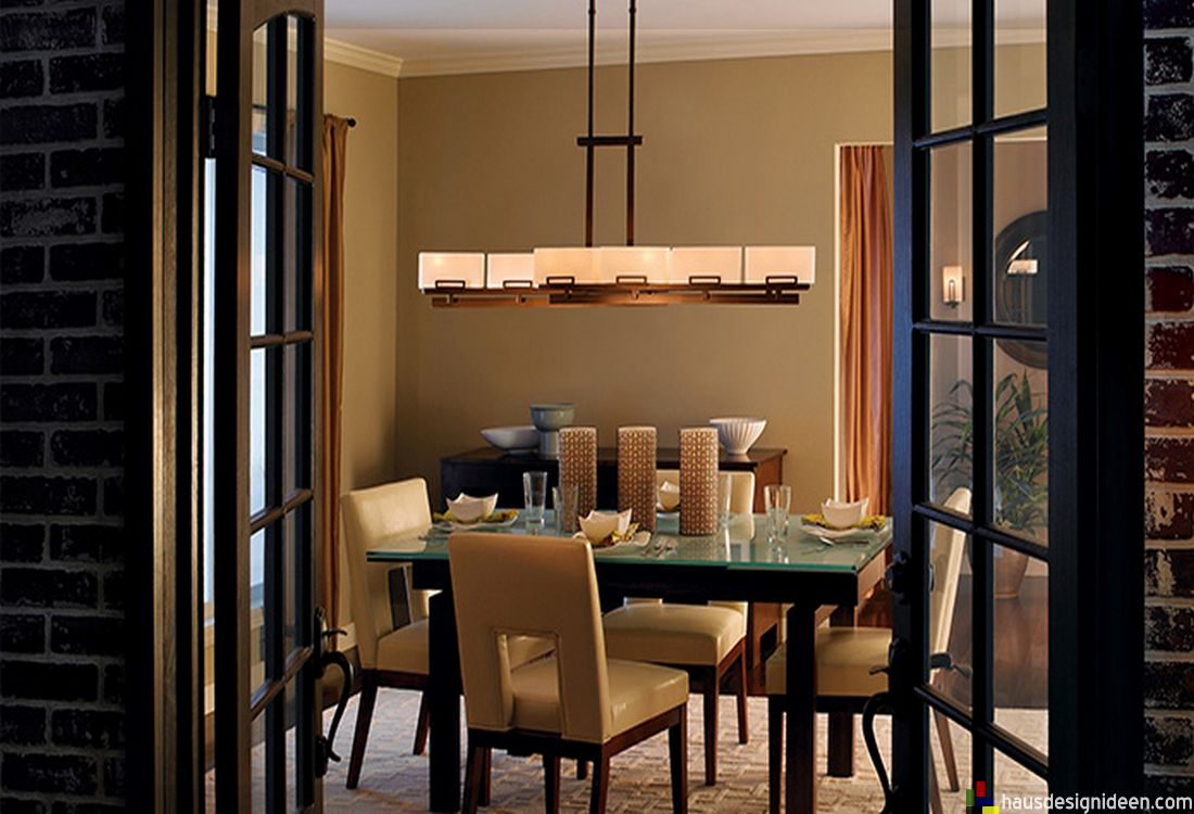 Rectangular Lighting Fixture Dining Room  Dining Room  Pinterest Beauteous Rectangular Dining Room Lighting Inspiration Design