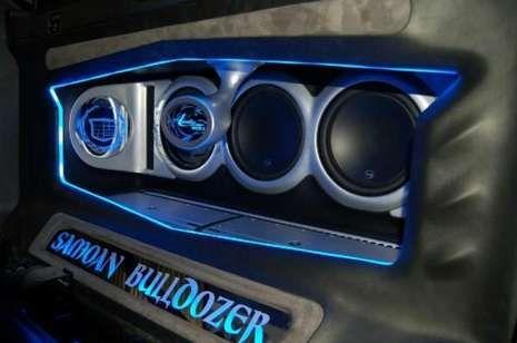 Jl Audio Custom Cars Stereo Systems Car Audio