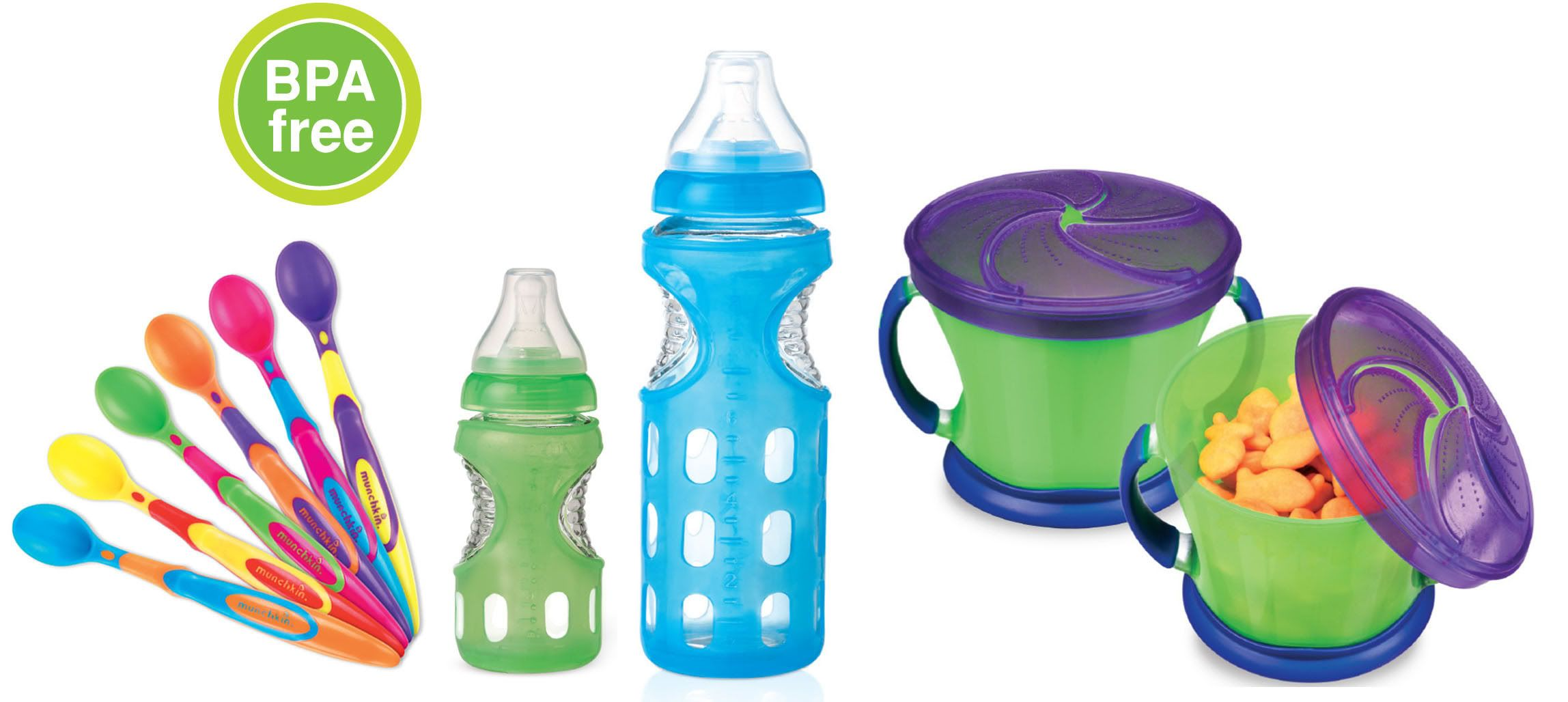 Get free samples of #bottles and #spoons for your baby in ...