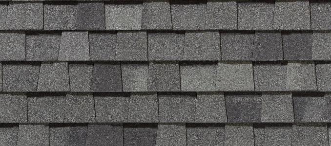 Certainteed Landmark Designer Granite Gray Shingle
