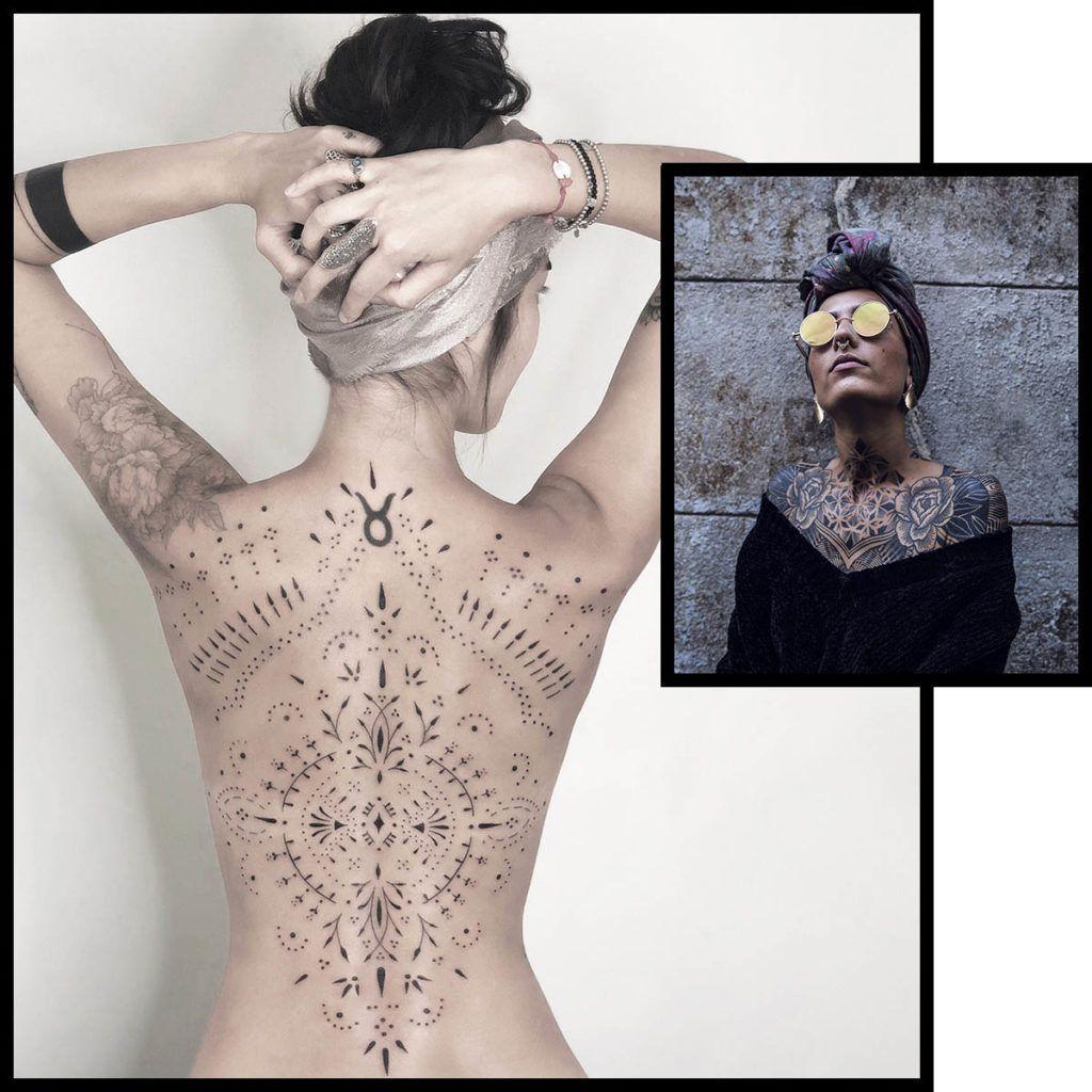 Photo of Blum | Tattooists Artists | Lille International Tattoo Convention