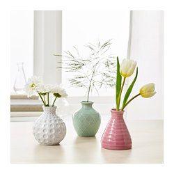 Ikea Sommar 2017 Set Di 3 Vasi I Vasi Sono Decorativi Sia Con I