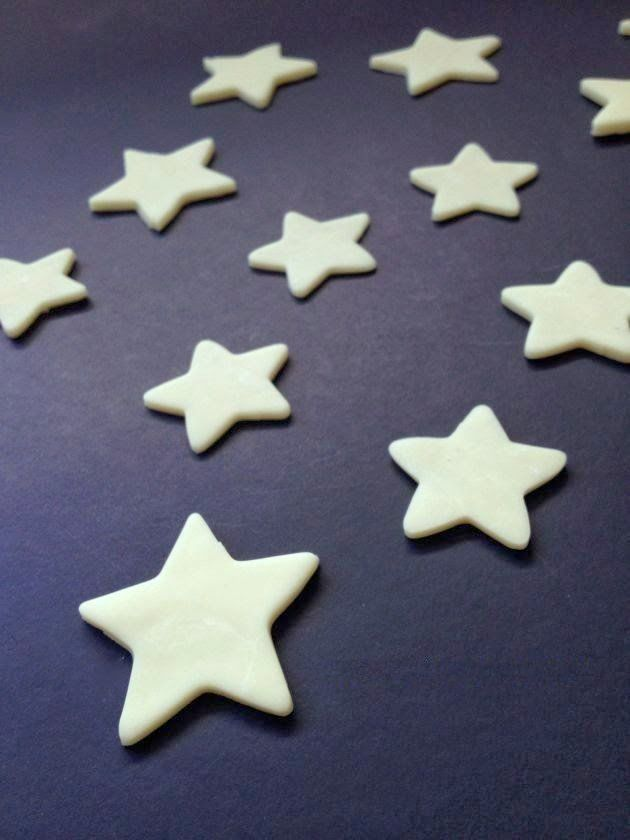 Out of This World:  Make Your Own Glowing Stars   Poppy Haus