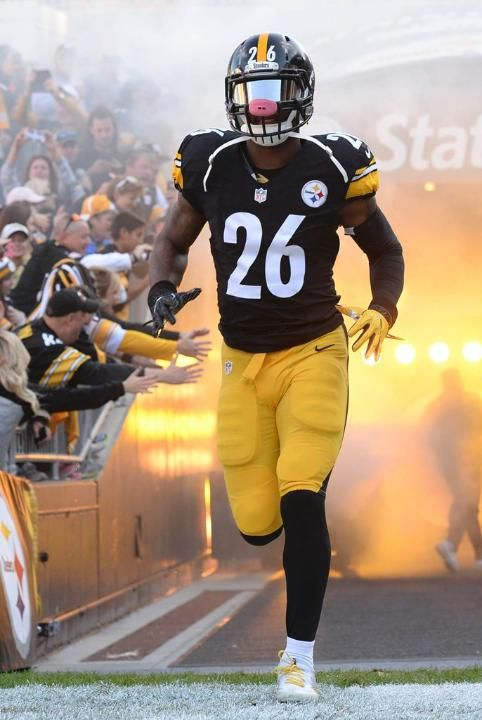 Photos Player Spotlight Le Veon Bell Pittsburgh Steelers Players Steelers Football Pittsburgh Steelers