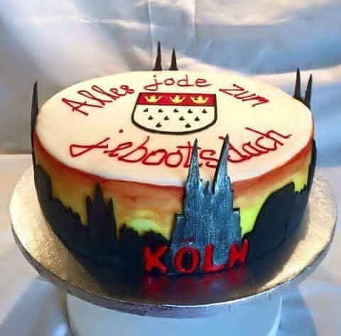 Kolle Alaaf Bild Von Ilona Veith Karneval Kuchen Kuchen Ideen Geburtstagsgrusse