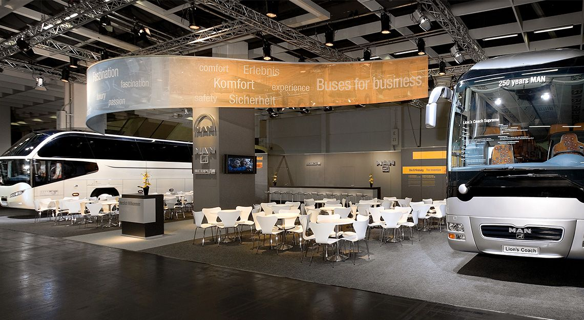 trucks messestand - Google Search
