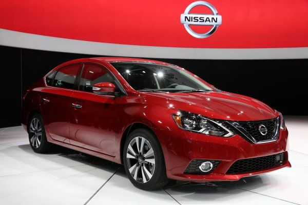 Nissan Sentra Technology Pinterest
