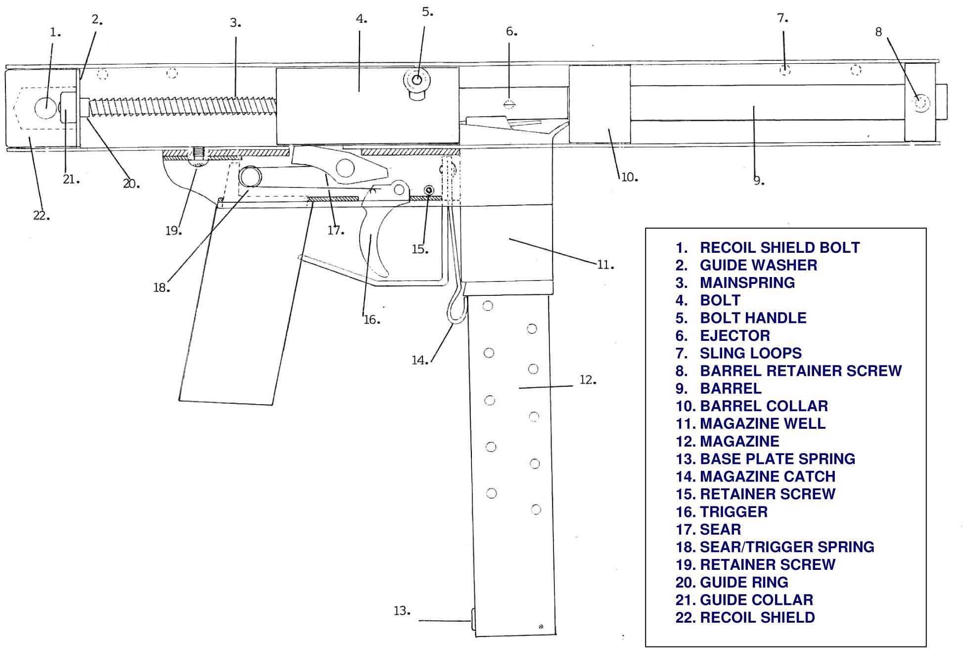 fotos homemade gun plans cnc router pinterest guns homemade