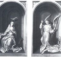 Grisaille Paintings, Grey, Monochrome Art