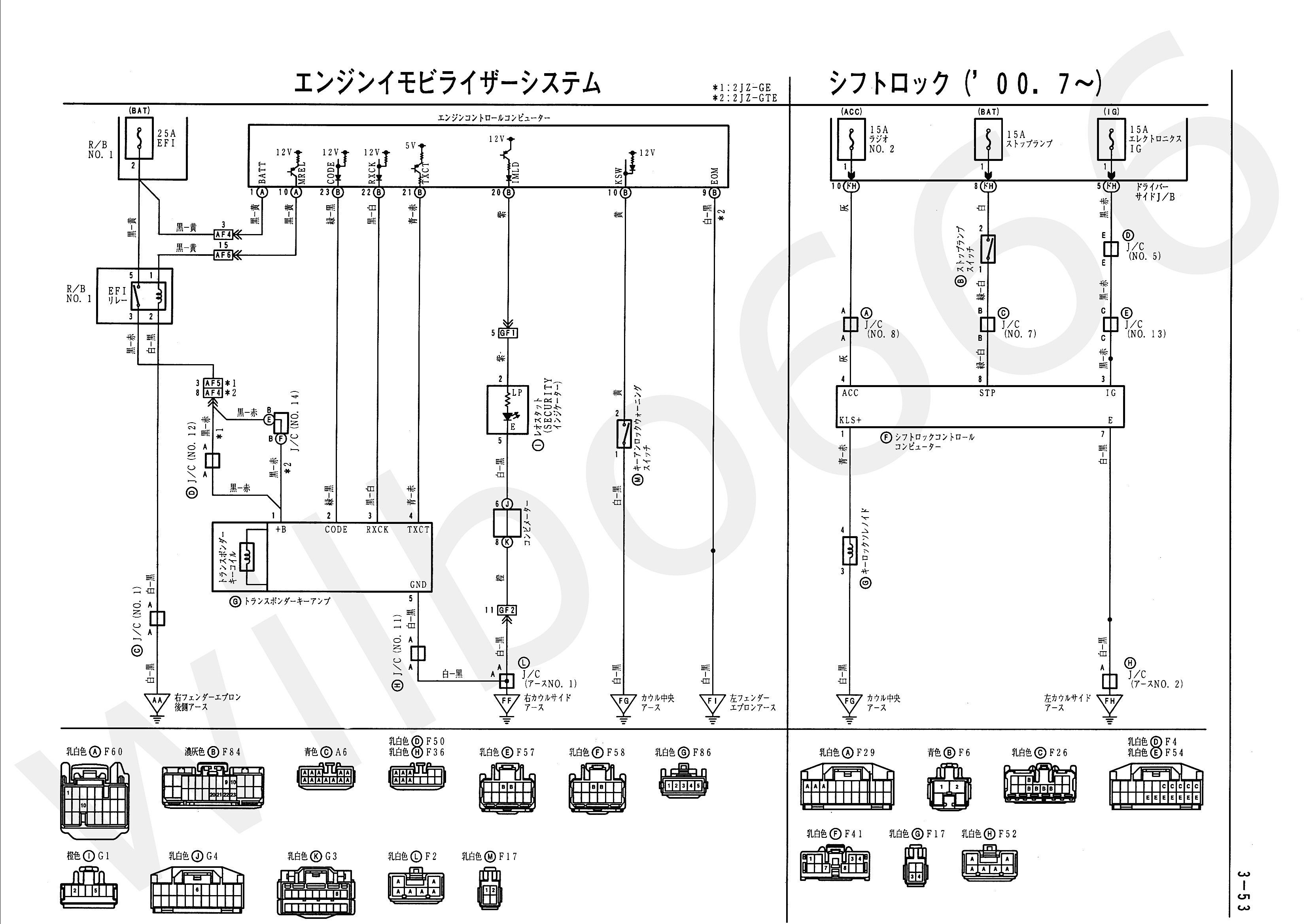 Wiring Diagram For Toyota Tacoma