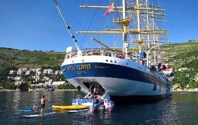 Aktivitäten von Bord aus