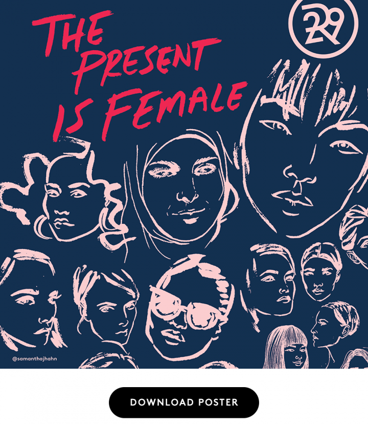 We Created These Beautiful Women's March Posters For YOU
