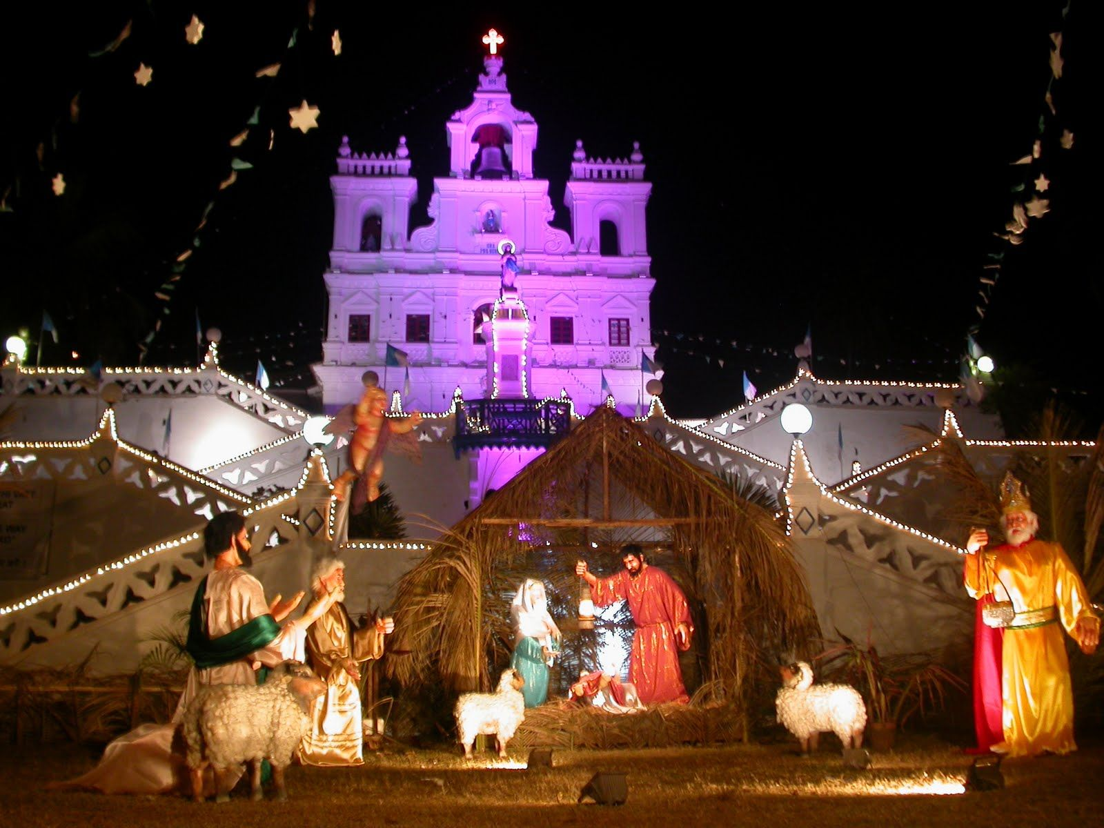 goa a well known place to celebrate christmas in india - Do They Celebrate Christmas In India